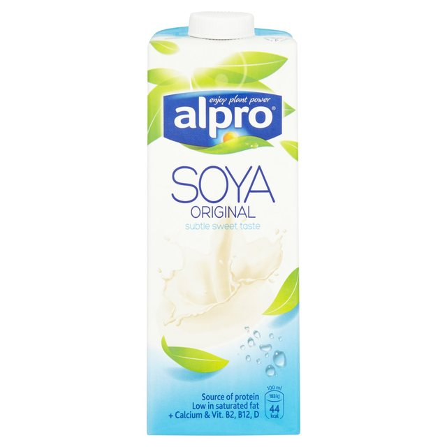 SOYA SWEETENED